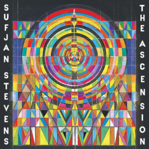 The Ascension by Sufjan Stevens album review by Adam Fink for Northern Transmissions