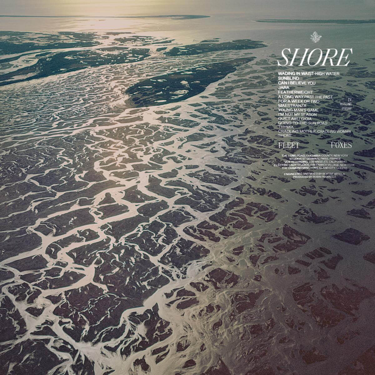 Shore by Fleet Foxes album review by Adam Fink for Northern Transmisions