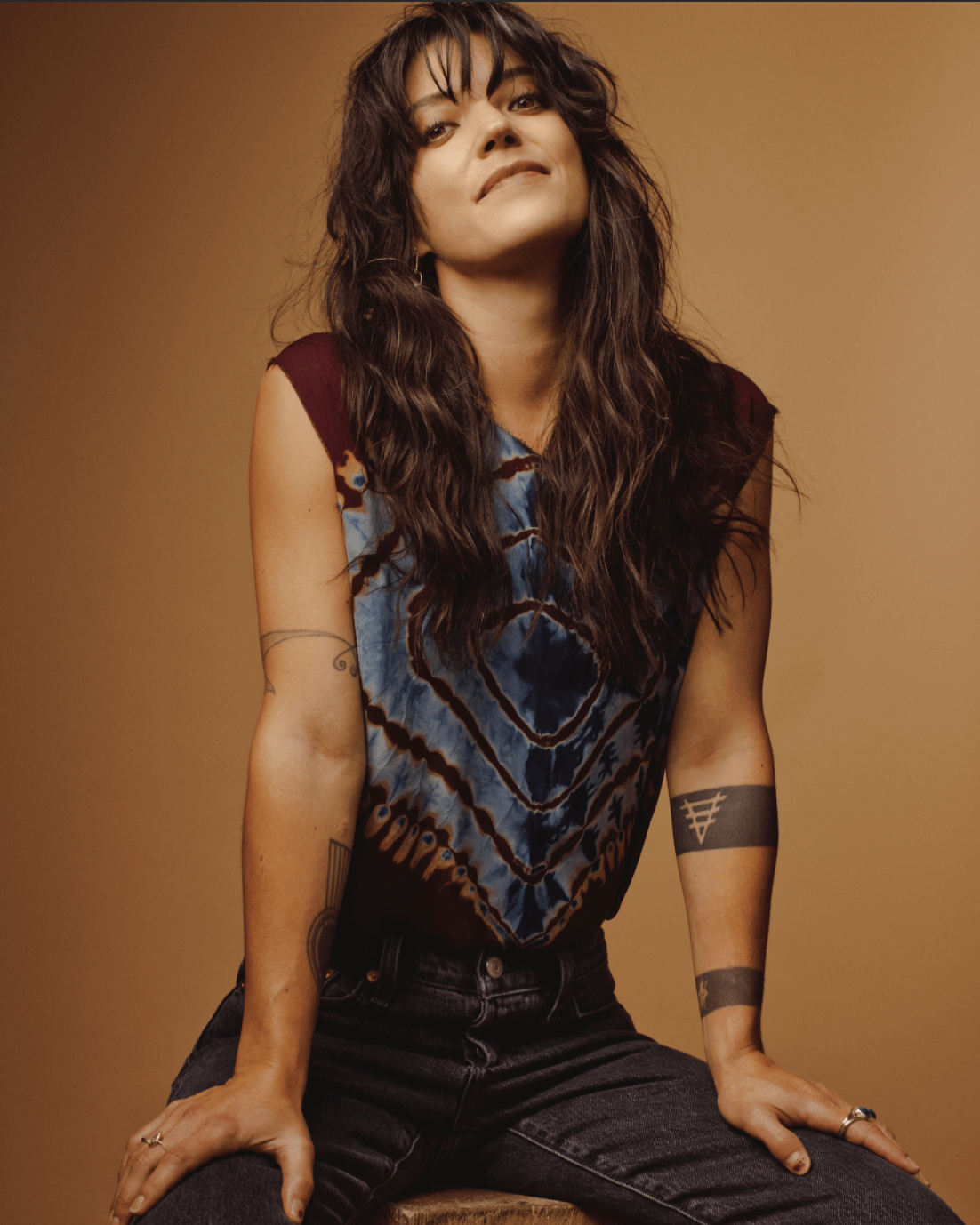 """Sounds of Saving(SoS), in partnership with theNational Suicide Prevention Lifeline, Sharon Van Etten's takes onNine Inch Nails """"Hurt"""""""