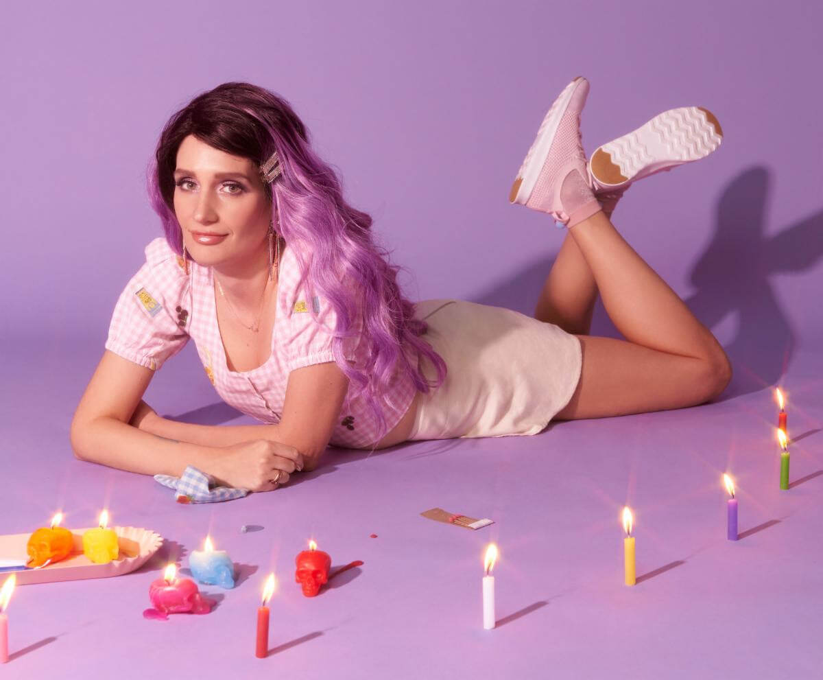 "Sadie Dupuis AKA: SAD13 Debuts ""Ruby Wand"""