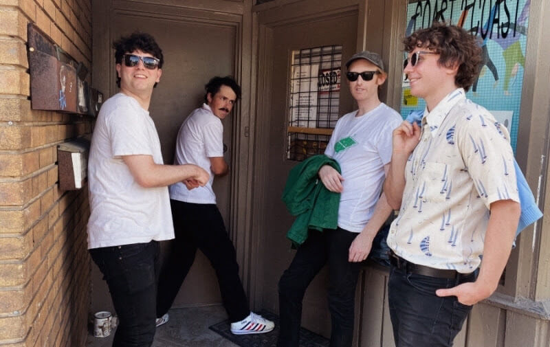 """Kiwi Jr.have announced they have signed with Sub Pop, share video for """"Unregistered Voters"""""""