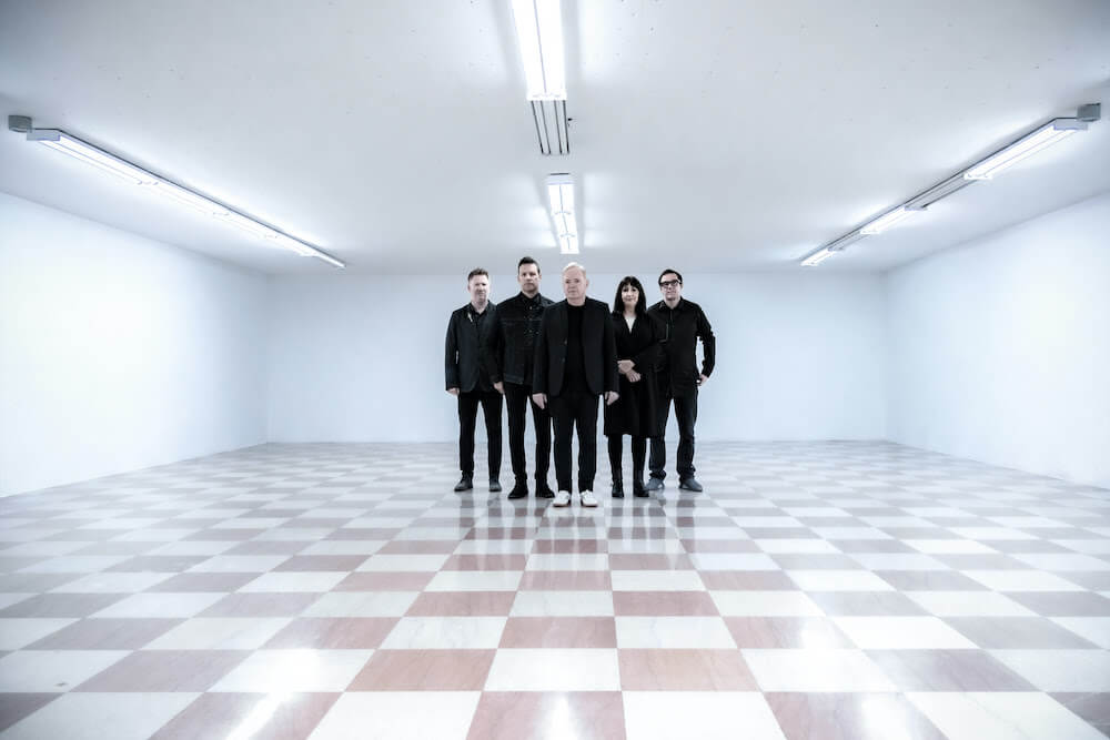 """New Order debut new single """"Be A Rebel"""""""