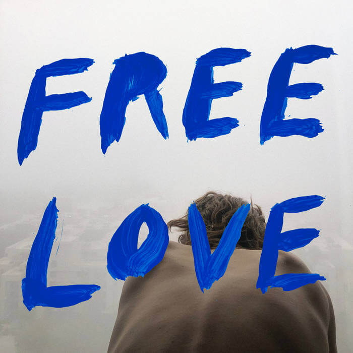Free Love by Sylvan Esso album review by Katie Tymochenko for Northern Transmissions