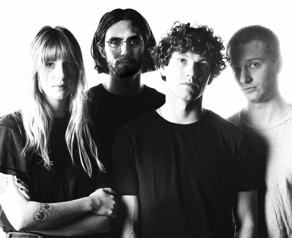 """""""Montana"""" by Slow Pulp, is Northern Transmissions Song of the Day. The track is off the band's forthcoming Moveys"""