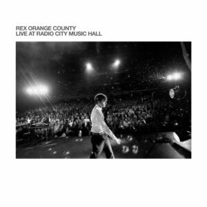 Rex Orange County has released a new live EP and documentary