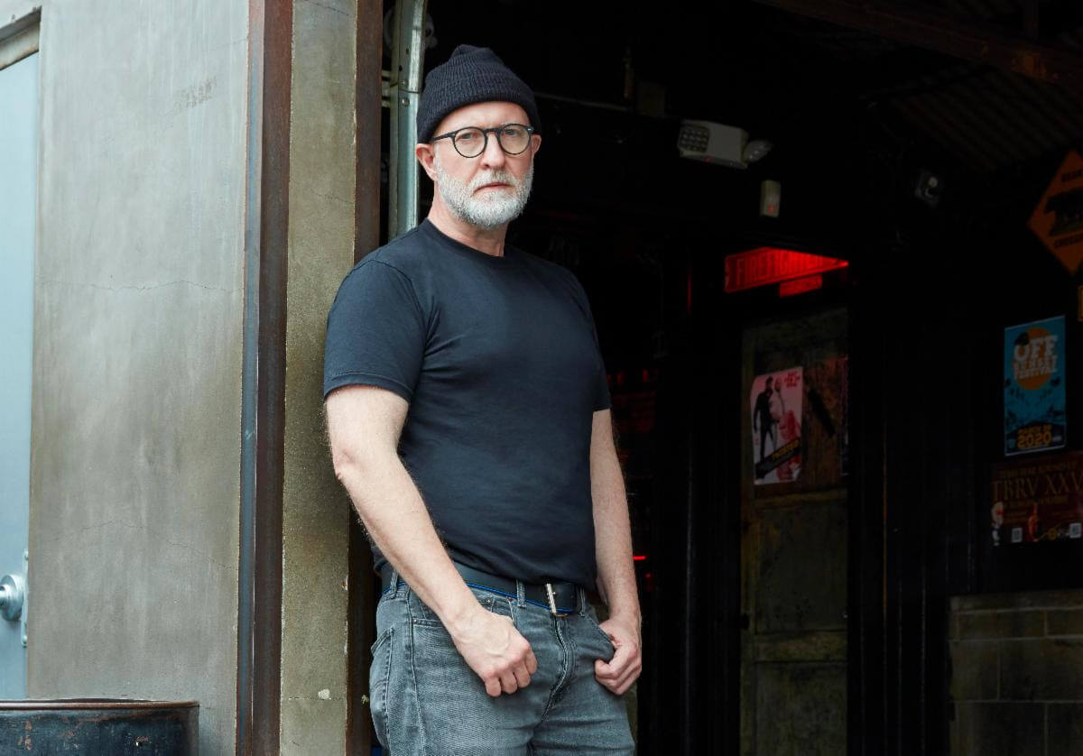 "Bob Mould has dropped his latest single ""Siberian Butterfly"""