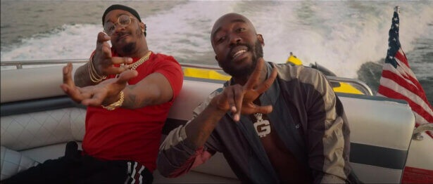 "Freddie Gibbs and The Alchemist have released a new video for Alfredo track, entitled ""Frank Lucas."" Directed by Will Gates, the video follows"