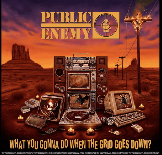Public Enemy has released their new album What You Gonna Do When The Grid Goes Down?. The album marks their historic return to Def Jam