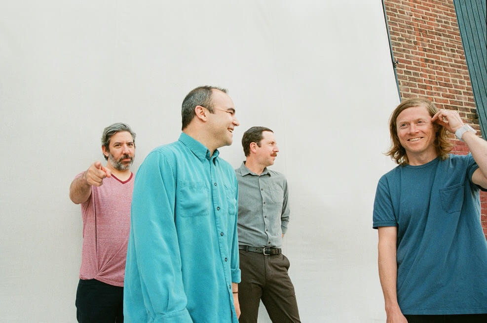 "Future Islands have shared ""Moonlight"""