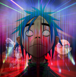 Gorillaz reveal first live performance since 2018 broadcast live around the world with three shows across three time zones through the magic