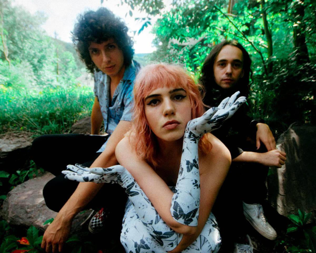 "Sunflower Bean have shared ""Moment In The Sun,"" The track is about the importance of spending time with the ones you love"