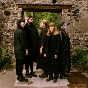 """Rosier Debuts Video For """"Pontoise."""" The track is off the Montreal bands forthcoming release Légérment, out January 2021"""