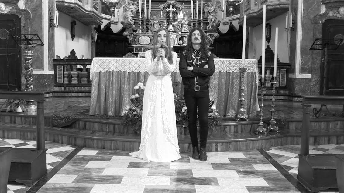 Italian Psych/Folk artist Nero Kane is Streaming his forthcoming release Tales of Faith and Lunacy, via Nasoni /BloodRock/Anacortes Records