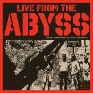 "Denzel Curry debuts new single ""Live From The Abyss."" The track is available via Bandcamp, proceeds will benefit Dream Defenders"