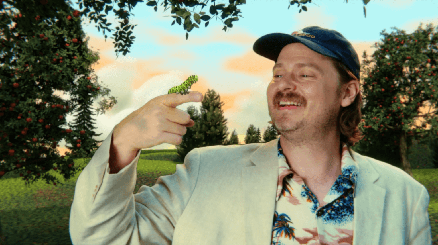 """Tim Heidecker has released a new video for """"Property"""" from his new album, Fear Of Death, out now on Spacebomb Records"""