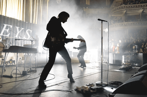 Arctic Monkeys announce Live At The Royal Albert Hall LP. The album will help benefit War Child UK, and is available via Domino Records