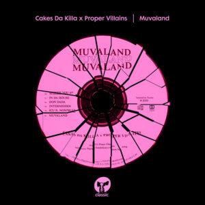 Cakes Da Killa announces new EP 'Muvaland,'