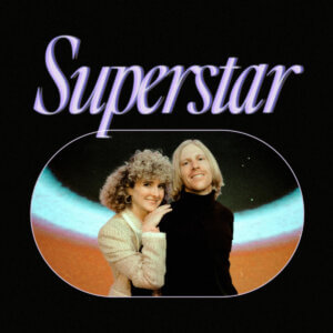 "Tennis has unveiled their spectacular new version of the Carpenters' classic ""Superstar."" Produced and recorded by the husband and wife duo"