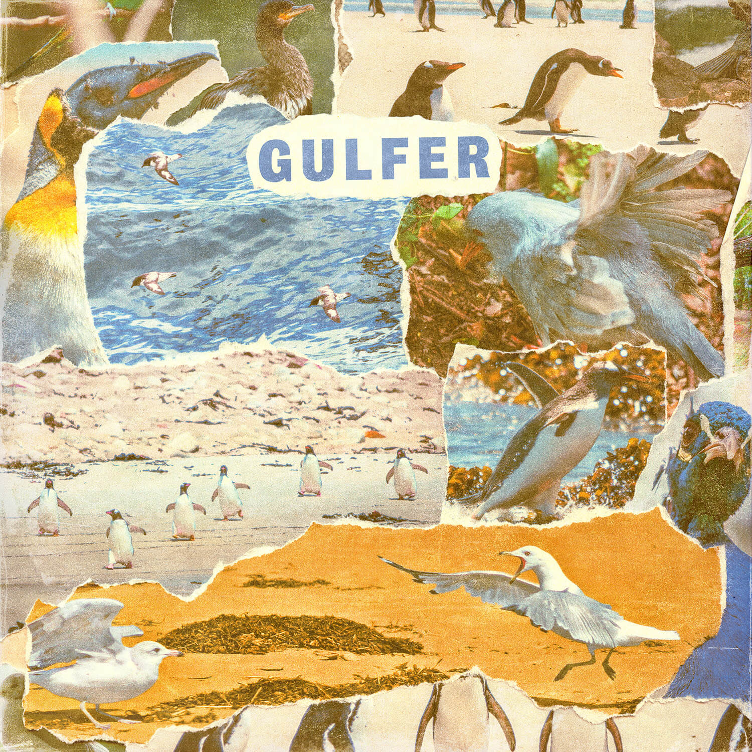 Gulfer by Gulfer album review by Adam Williams.