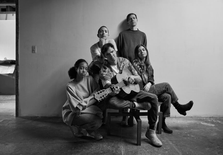 Dirty Projectors Release Ring Road EP. The much beloved group release their fifth and final EP of the year, now available via Domino Records