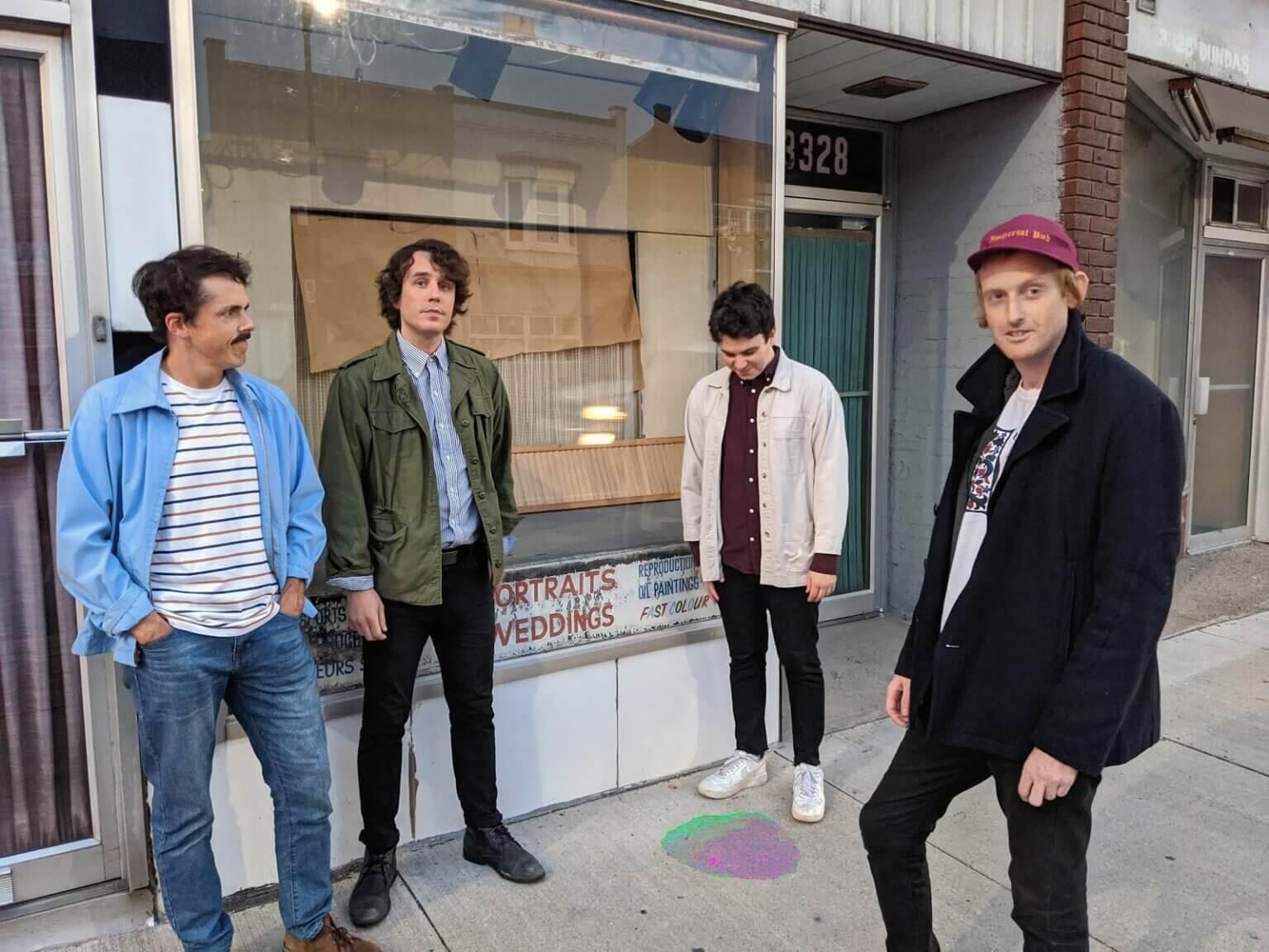 Sub Pop Recording artist Kiwi Jr. will release their new LP Cooler Returns