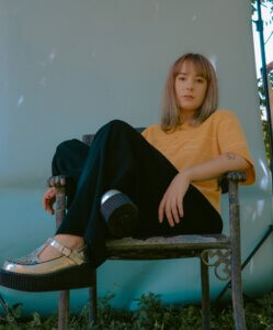 """""""Something To Say To You"""" by Jordana is Northern Transmissions Song of the Day. The track is now available via Grand Jury Music"""