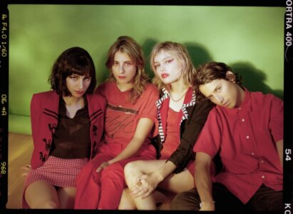 """Hotel Celebrity"" by The Paranoyds is Northern Transmissions Video of the Day"