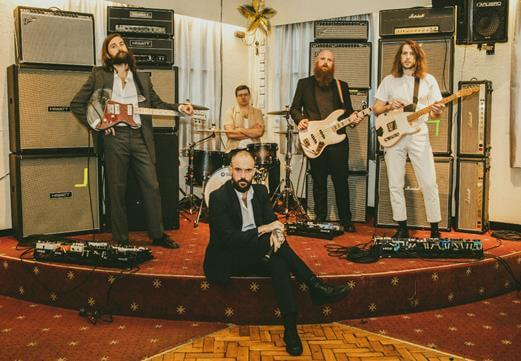 IDLES announce a fundraiser for the #saveourvenues campaign to raise money for grassroots music venues Win IDLES Hiwatt guitar amp head