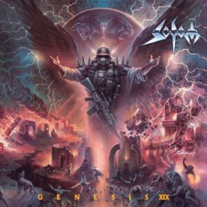 Genesis XIX by Sodom album review by Jahmeel Russell for Northern Transmissions