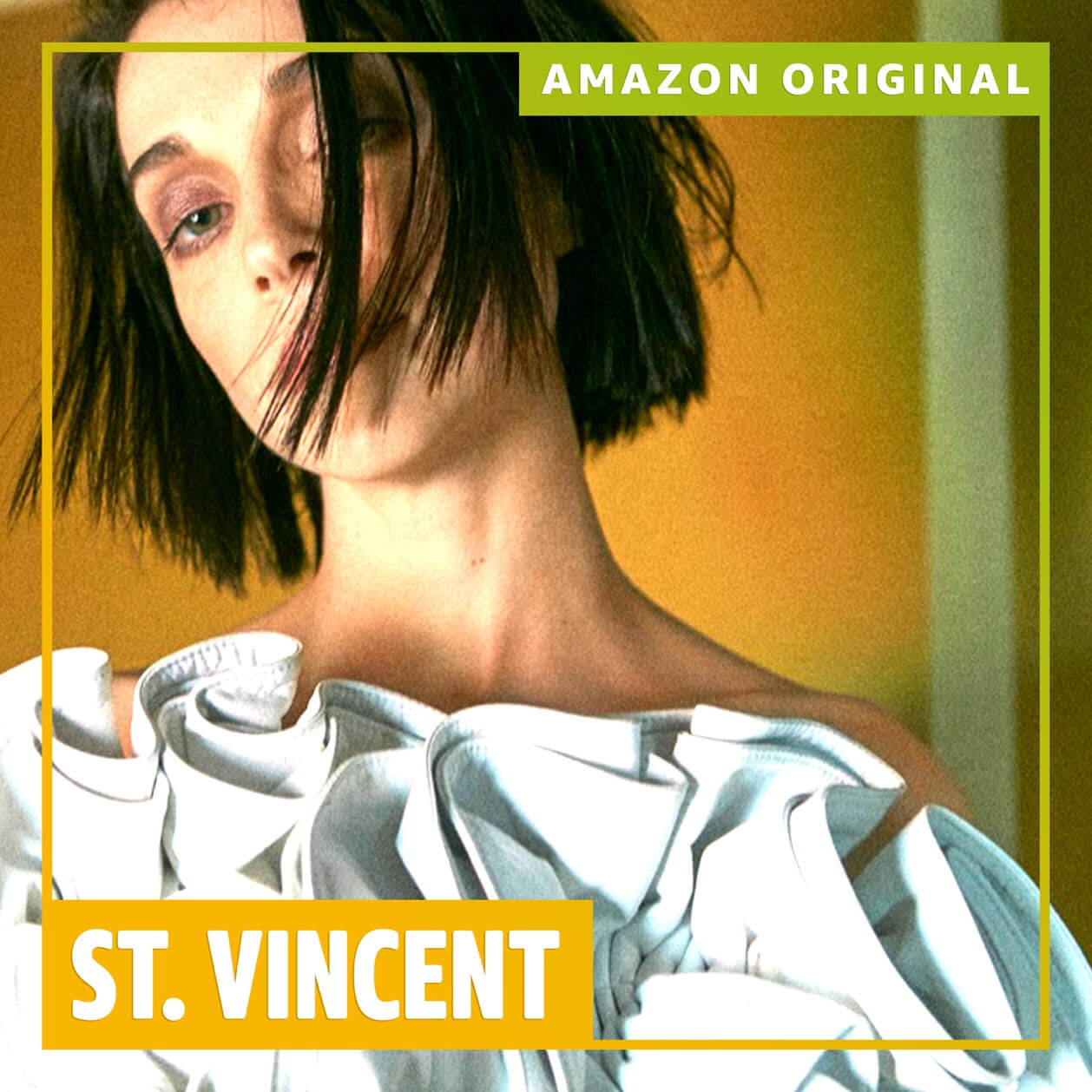 """Today, St.Vincent has released a cover of Nine Inch Nails' """"Piggy,"""" the original is off the band's seminal Further Down The Spiral Hole"""
