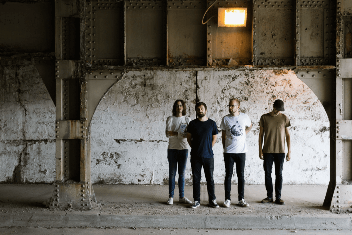 "Cloud Nothings Debut new single ""The Spirit Of."" The track is off their forthcoming release The Shadow I Remember out February 26"