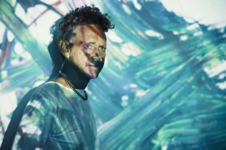 "Martin Gore, songwriter/founding member of Depeche Mode, has released ""Mandrill,"" the new single is lifted from his forthcoming 5-track"