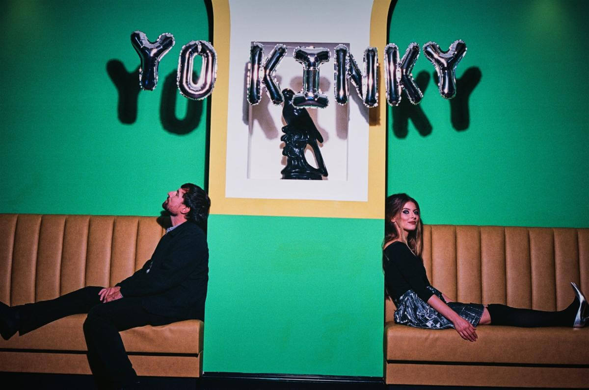 "Yo Kinky Shares new single/video ""Someone I Used To Know."""