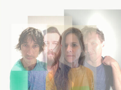 Knots by Speed Stick is Northern Transmissions Song of the Day. The track is off the bands current release Volume One, out via Merge Records