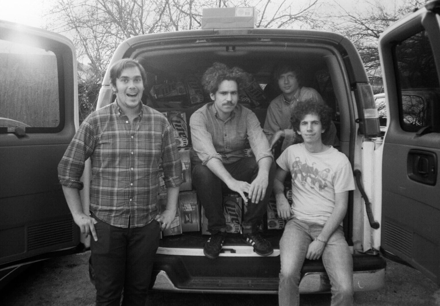 """Parquet Courts Announce Live Stream entitled On Time, the tenth anniversary of their LP Sunbathing Animal. The Band has also shared """"Hey Bug"""""""