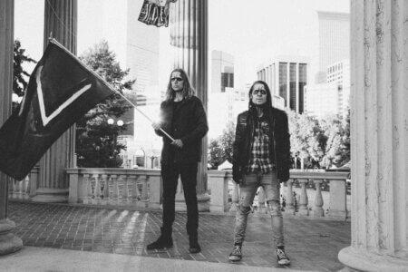 Zombie Americana stream new self-titled LP