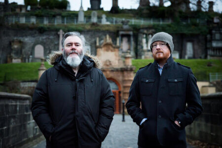 Arab Strap have announce their new album As Days Get Dark will come out on March 5th, via Rock Action Records