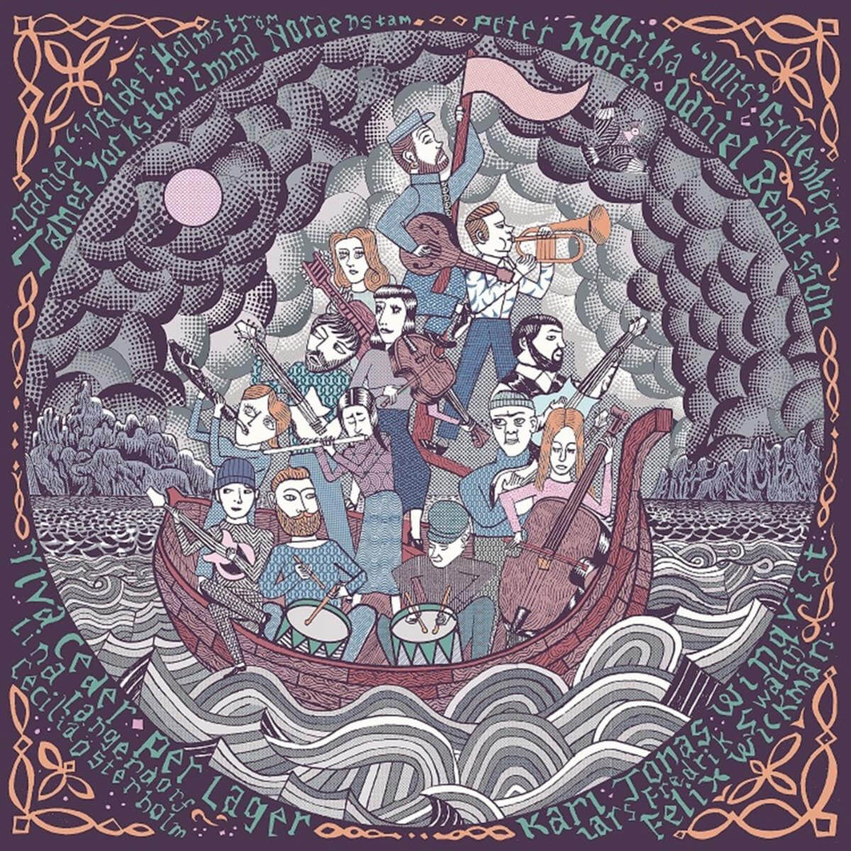 James Yorkston and The Second Hand Orchestra will release The Wide, Wide River on January 22, via Domino Records.
