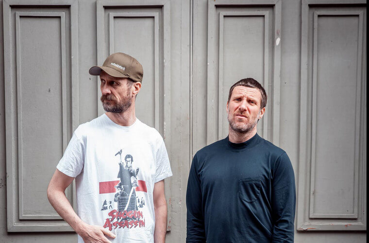 Interview with Nottingham electro-punks Sleaford Mods: The duo have always had a bone to pick with their country. Interview by Lesie Chu
