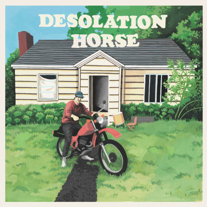 Desolation Horse by Desolation Horse album review by Steven Ovadia for Northern Transmissions