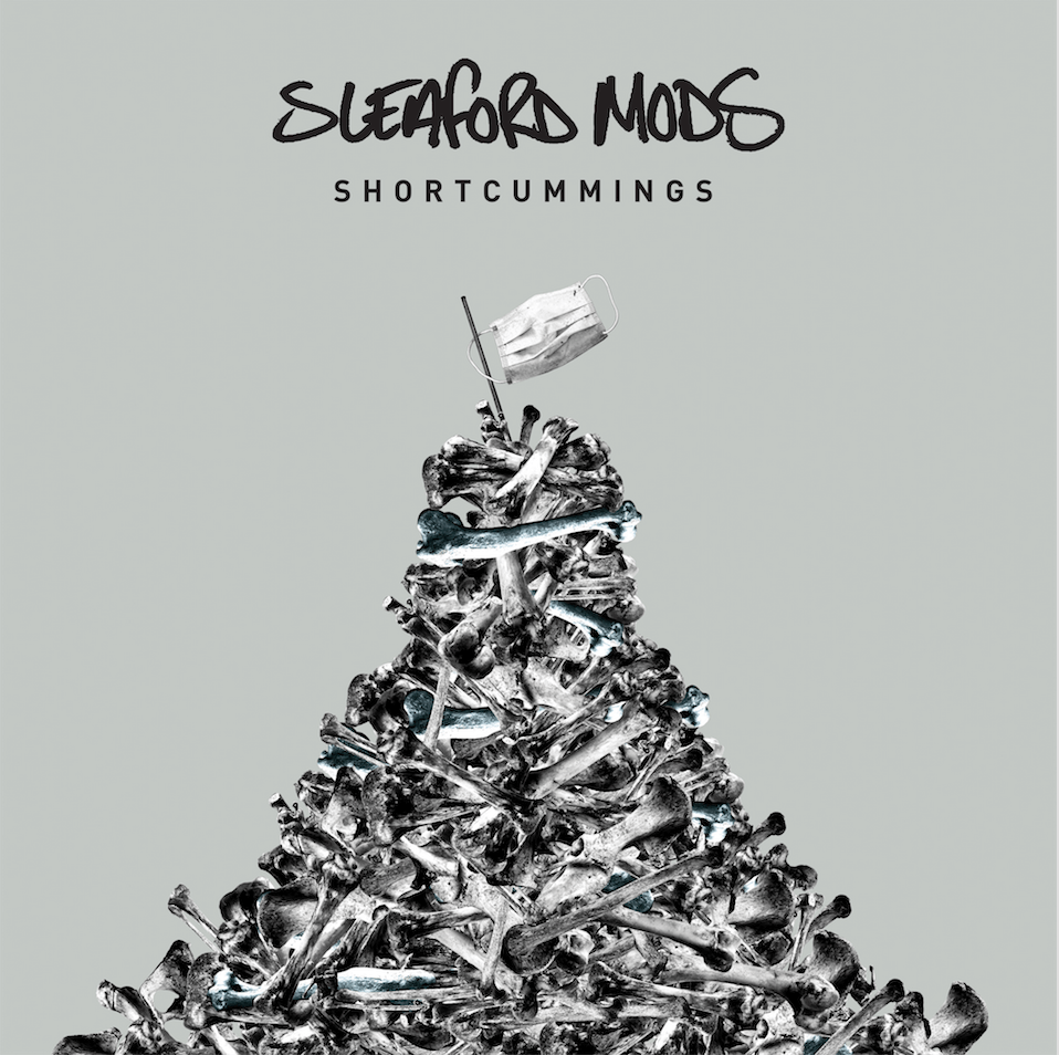"Rough Trade recording artists Sleaford Mods have shared their new single entitled ""Shortcummings,"" the track is off the UK duo's LP Spare Ribs"