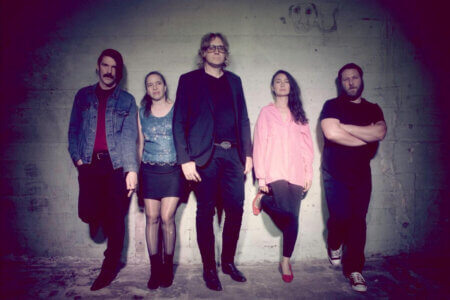 """The Besnard Lakes share new video for """"Feuds With Guns."""" The Montreal band's new single is available via Flemish Eye/FatCat Records"""