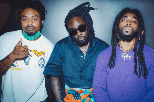 "EARTHGANG have released a brand new song and visualiser titled ""Options"" featuring Wale"