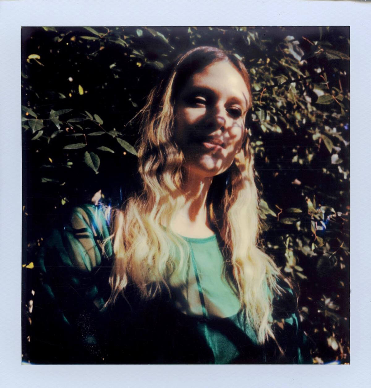 """""""Earthy"""" by Lia Ices is Northern Transmissions Song of the Day. The track is off the artist's forthcoming release Family Album"""