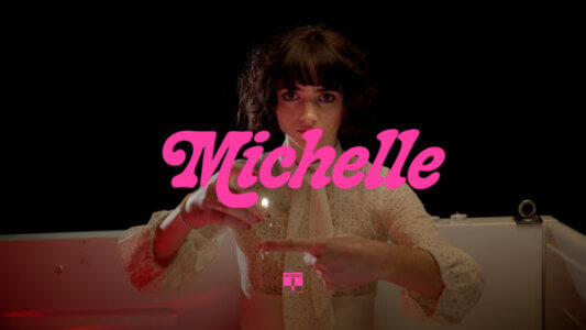 "Today, Sir Chloe debuts the video for their track ""Michelle"""