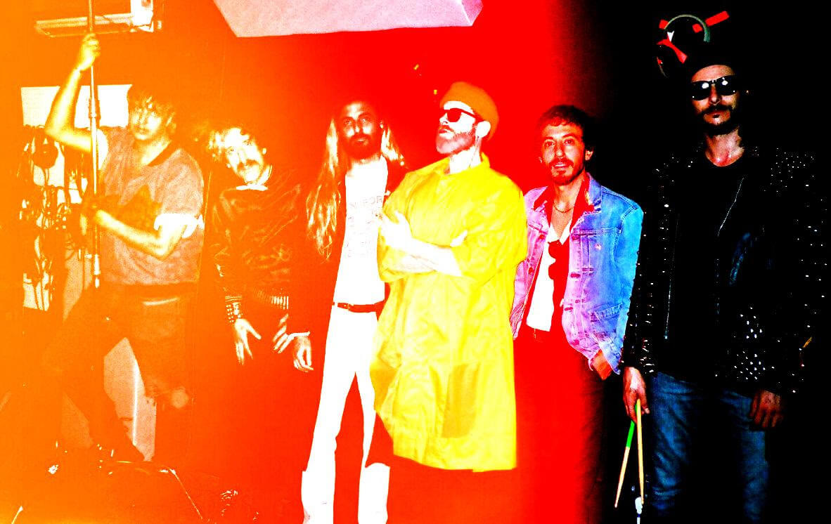 """The Voidz have released a new track titled """"Alien Crime Lord"""" via Cult Records. The track originally premiered on singer Julian Casablancas"""