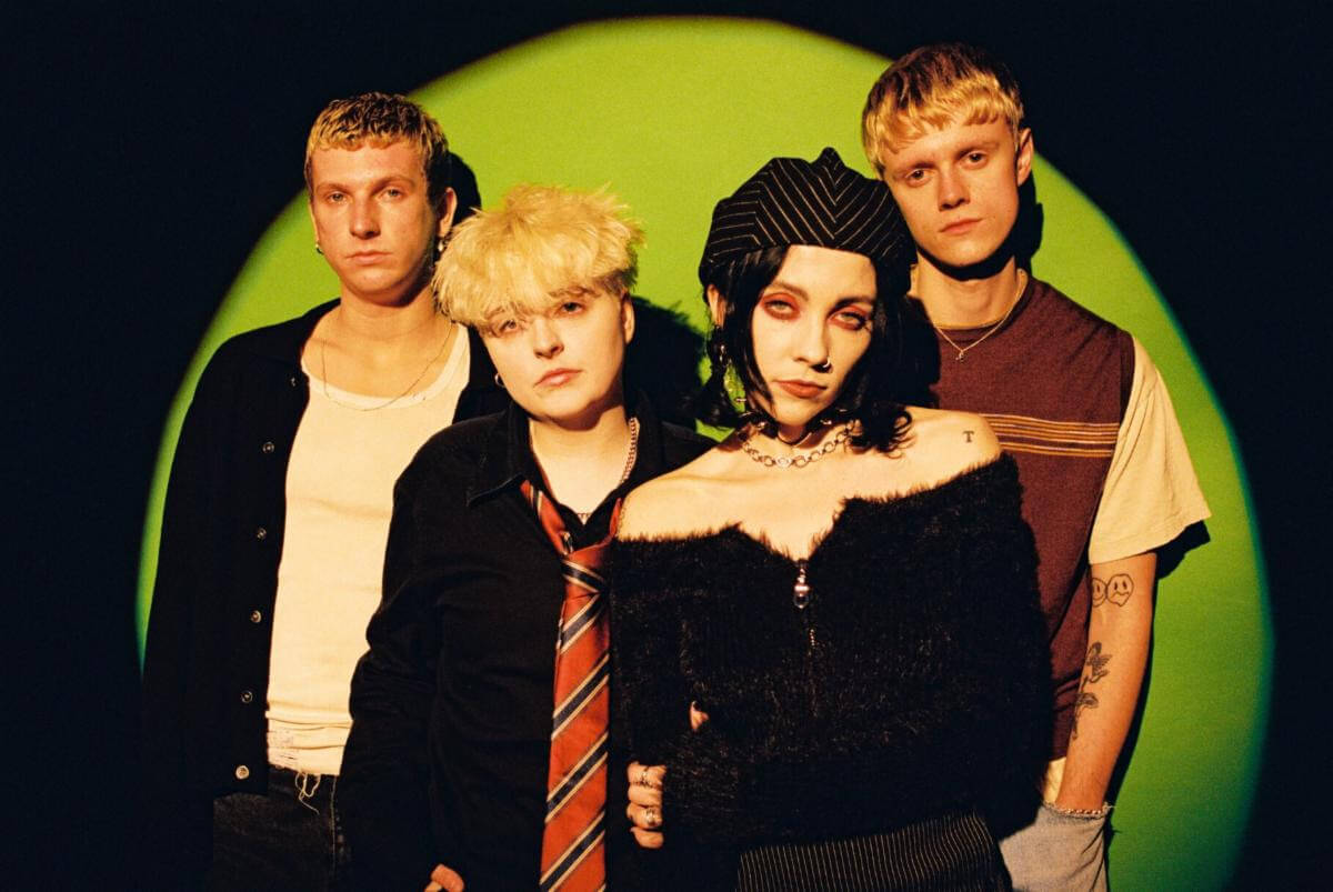 """Pale Waves have released their newest single """"She's My Religion."""" The song isn't the standard or typical love song,"""" Heather Baron-Gracie"""