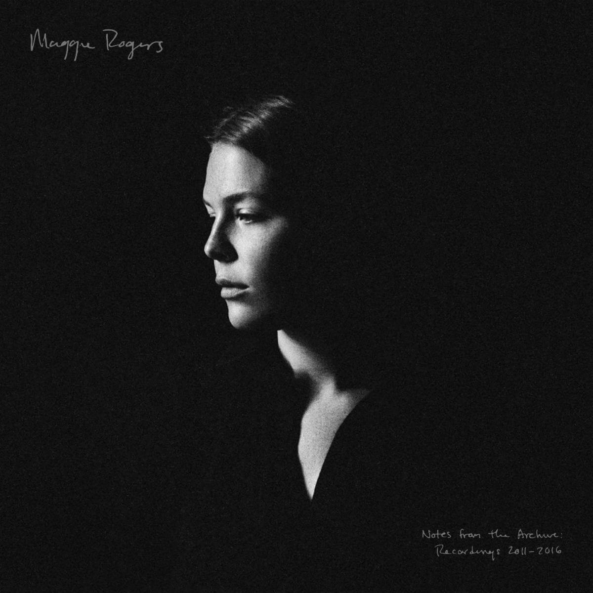 Maggie Rogers has shared Notes from the Archive: Recordings 2011-2016. The 16-track retrospective featuring newly remastered versions