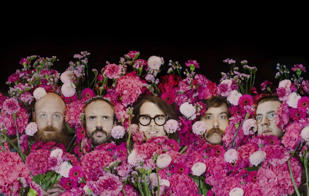 """IDLES have shared a new animated video for album highlight """"Kill Them With Kindness"""". The video, directed and designed by James Carbutt"""