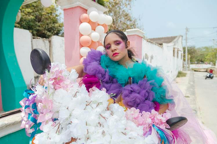 Lido Pimienta 'The Road To Miss Colombia' Documentary. The film is available, today December 2nd, to stream on Youtube